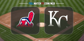 Cleveland Indians vs Kansas City Royals