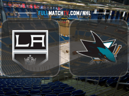 Los Angeles Kings vs San Jose Sharks