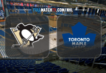 Pittsburgh Penguins vs Toronto Maple Leafs