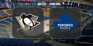 Pittsburgh Penguins vs Toronto Maple Leafs