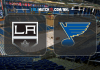 Los Angeles Kings vs St. Louis Blues