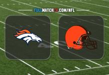 Denver Broncos vs Cleveland Browns