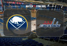 Buffalo Sabres vs Washington Capitals