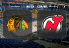 Chicago Blackhawks vs New Jersey Devils