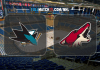 San Jose Sharks vs Arizona Coyotes