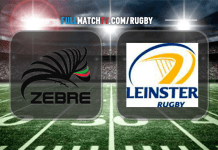 Zebre vs Leinster