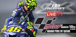 Moto GP Qatar Grand Prix