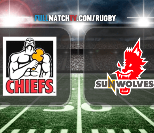 Chiefs vs Sunwolves