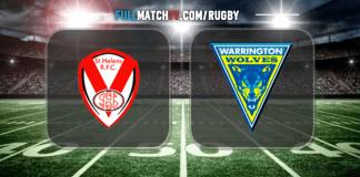 St. Helens vs Warrington Wolves