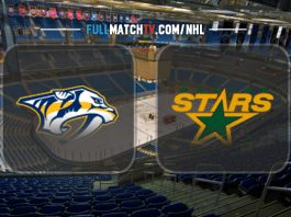 Nashville Predators vs Dallas Stars