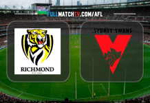 Richmond Tigers vs Sydney Swans
