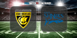 La Rochelle vs Sale Sharks
