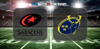 Saracens vs Munster