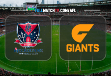 Melbourne Demons vs GWS Giants