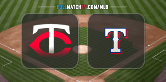 Minnesota Twins vs Texas Rangers