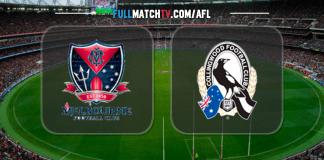 Melbourne Demons vs Collingwood Magpies