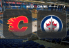 Calgary Flames vs Winnipeg Jets