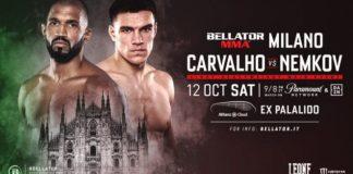 Bellator 230: Rafael Carvalho vs. Vadim Nemkov