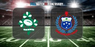 Ireland vs Samoa