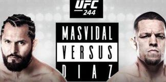 UFC 244 Masvidal vs Diaz