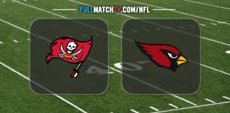 Tampa Bay Buccaneers vs Arizona Cardinals