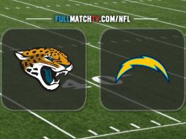 Jacksonville Jaguars vs Los Angeles Chargers