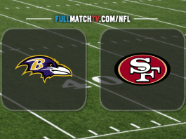 Baltimore Ravens vs San Francisco 49ers