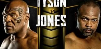 Tyson vs Jones