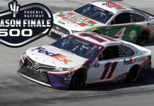 NASCAR Season Finale 500
