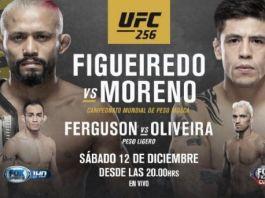 UFC 256 Figueiredo vs Moreno