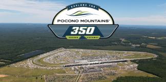 NASCAR Explore the Pocono Mountains 350