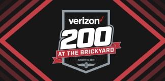 NASCAR Verizon 200 at the Brickyard