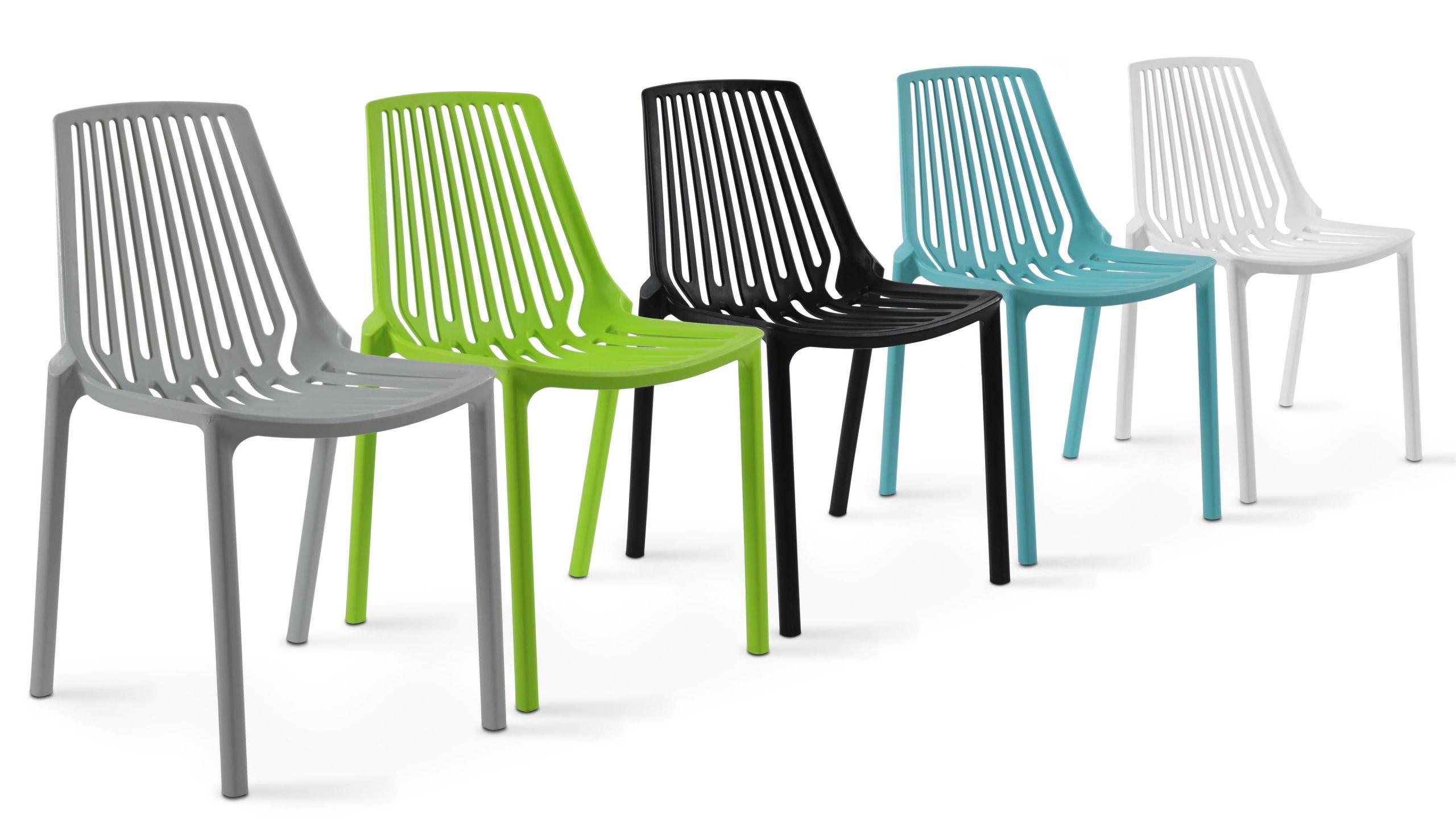 chaise exterieur design elegant table