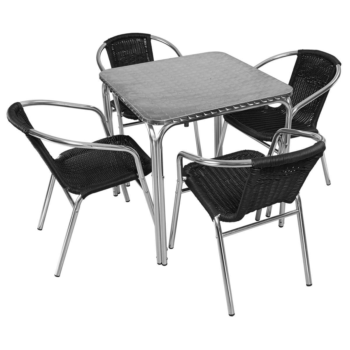 table de terrasse pas cher mobilier