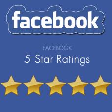 five star rating facebook