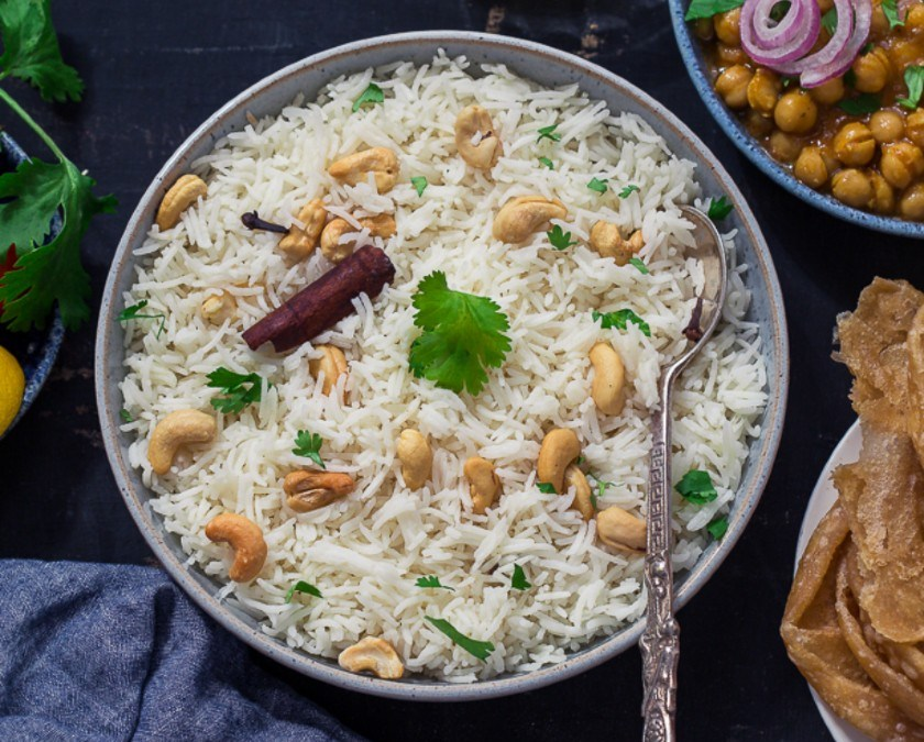 Traditional Ghee Rice Recipe — A Classic