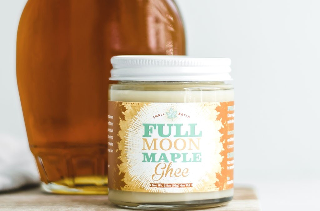 3 Maple Ghee Recipes From Full Moon Ghee