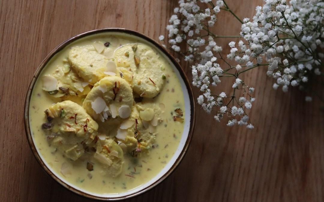 Ras Malai Recipe: For a Sweet Celebration