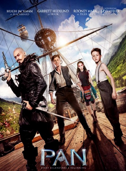 Pan 2015 Movie Free Download