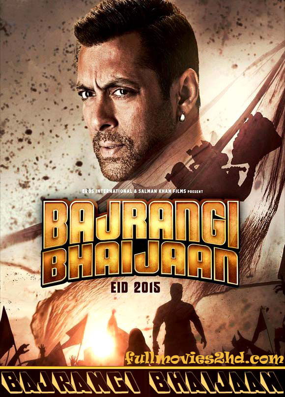 Bajrangi Bhaijaan 2015 Hindi Movie Free Download