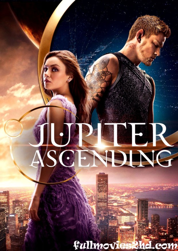 jupiter ascending stream english