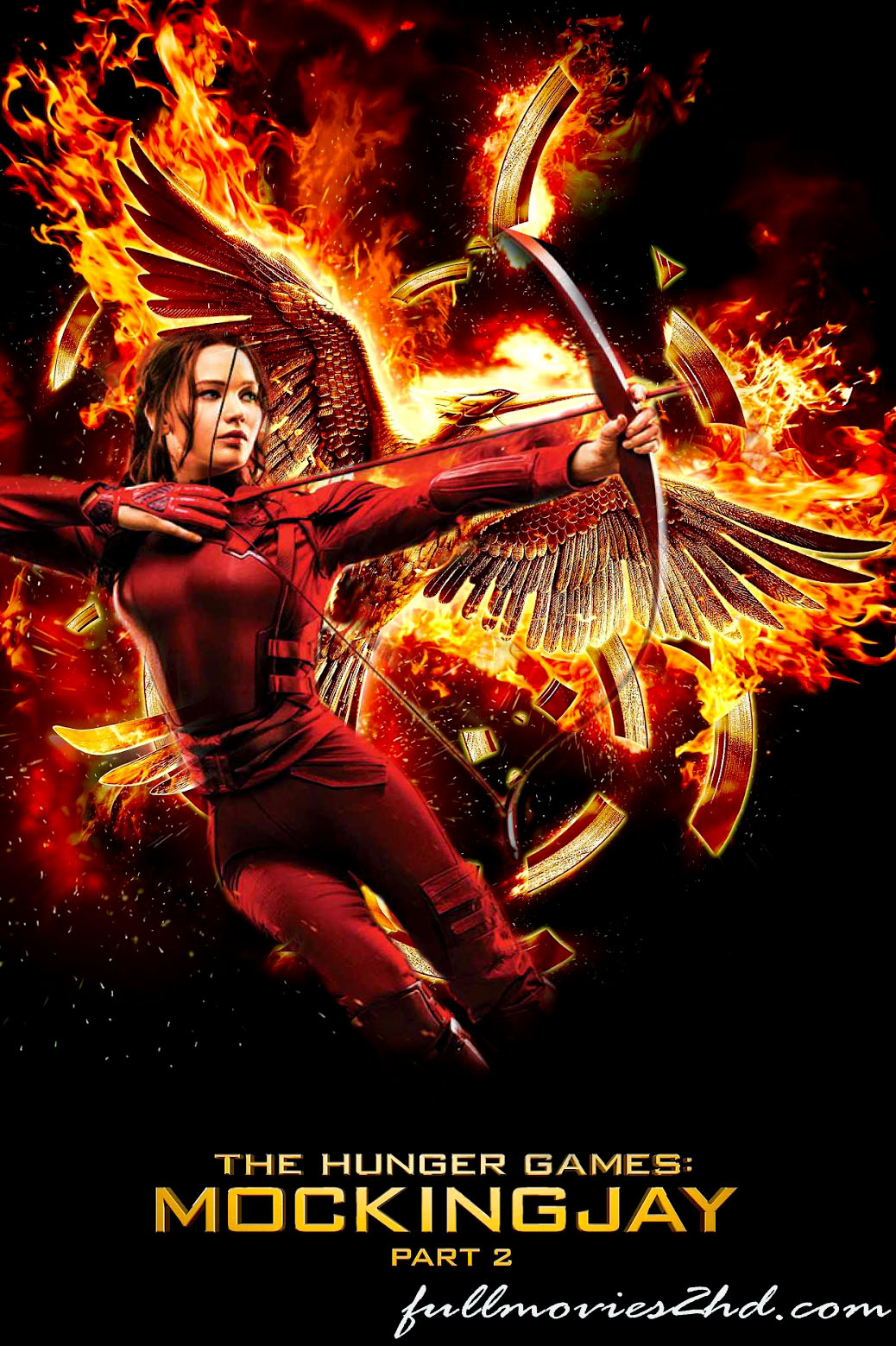 Where can I download The Hunger Games movie online? - Quora