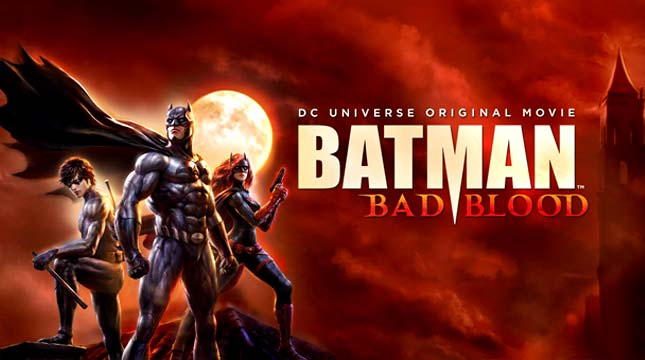 Batman: Bad Blood 2016 Movie Free Download