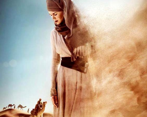 Queen of the Desert 2015 Movie Free Download