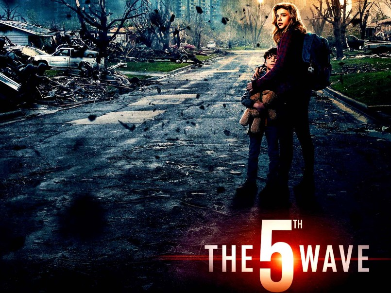 The 5th Wave 2016 Movie Free Download