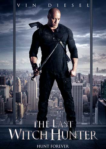The Last Witch Hunter (2015) 720p WEB-DL Movie Free Download