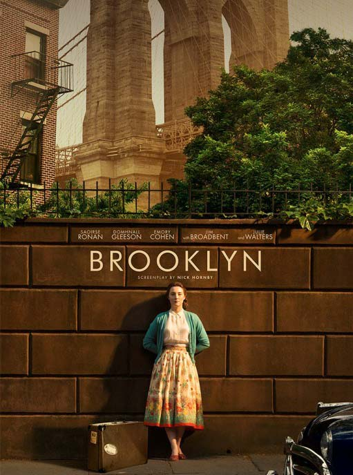 Brooklyn 2015 Movie Watch Online Free