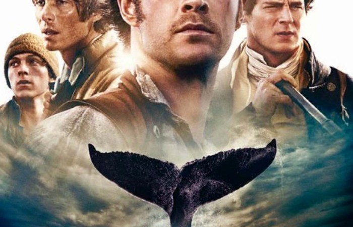 In the Heart of the Sea 2015 Movie Watch Online