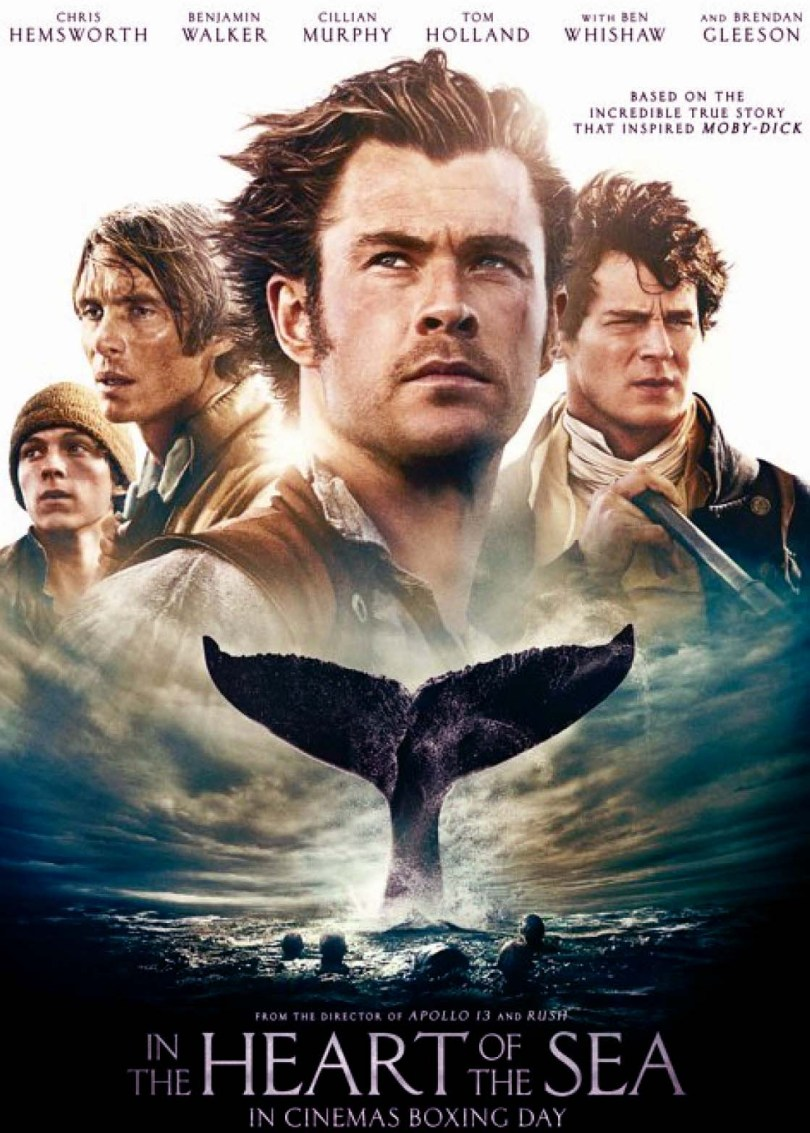 In the Heart of the Sea 2015 Movie Watch Online Free