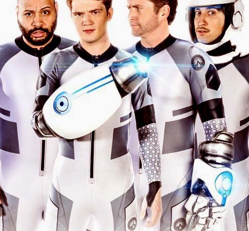 Lazer Team 2015 Movie Watch Online